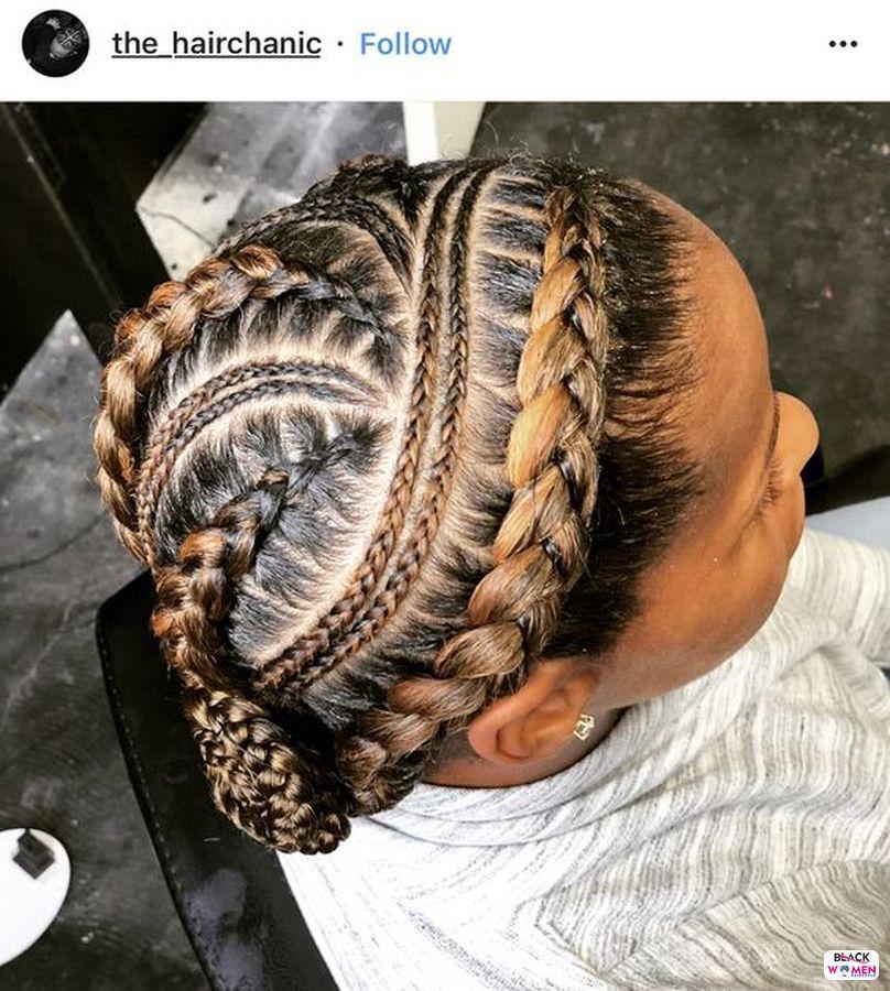 Braided Goddess Goddess Braids Hairstyles 2021 hairstyleforblackwomen.net 8815