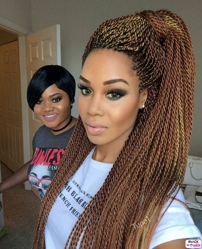 Braids for black women 2021010