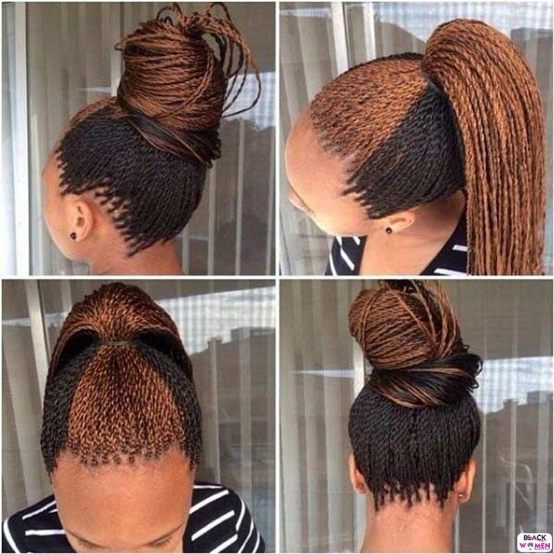 Braids for black women 2021012