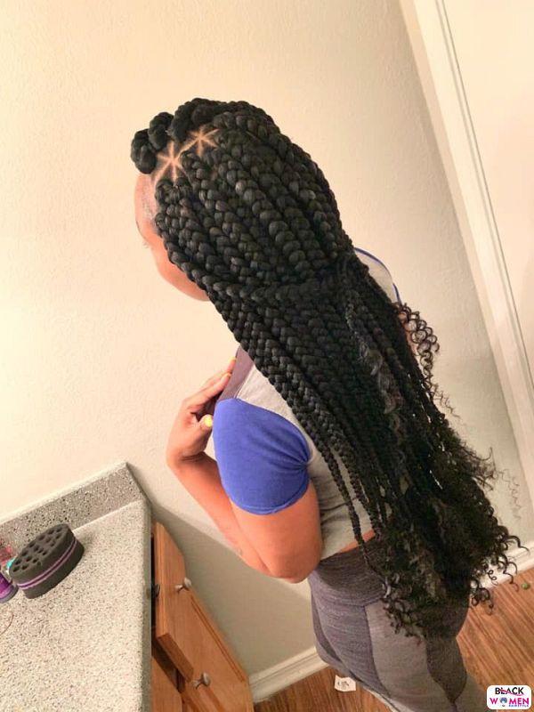 Braids for black women 2021017 2