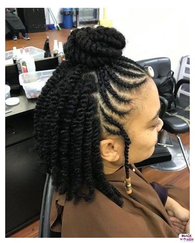 Braids for black women 2021037 2