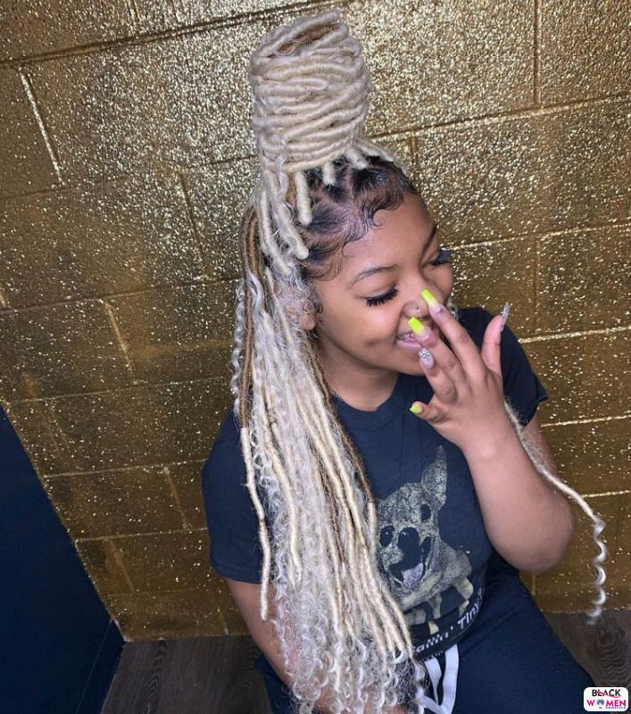 Braids for black women 2021038