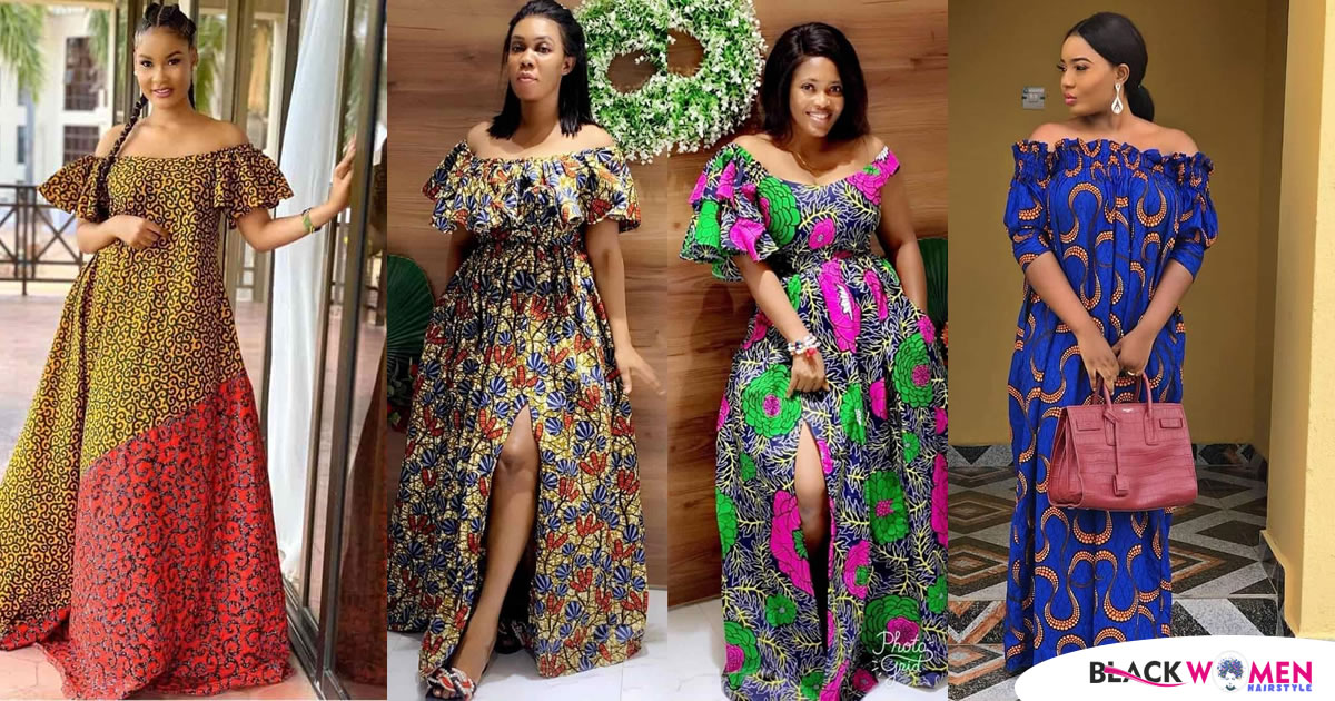 Classy Ankara Vibes Of The Day – African Fashion Designs For Swag Ladies 2021