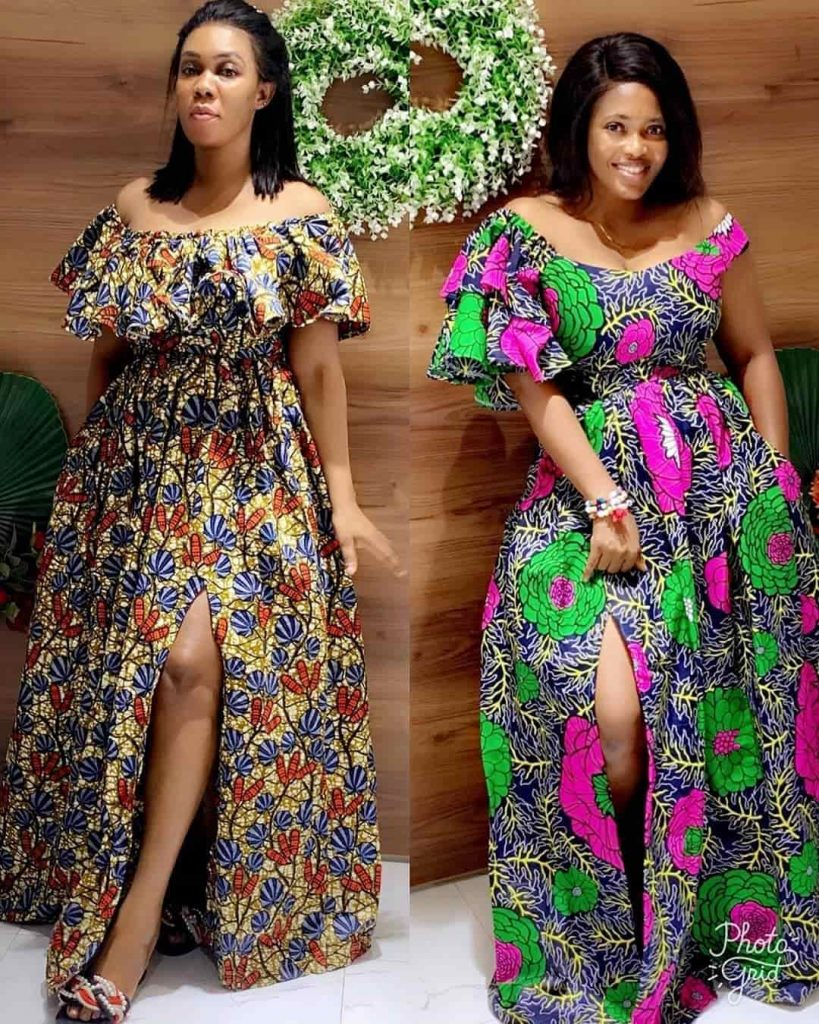 Classy Ankara Vibes Of The Day African Fashion Designs For Swag Ladies 2021 1 819x1024 1