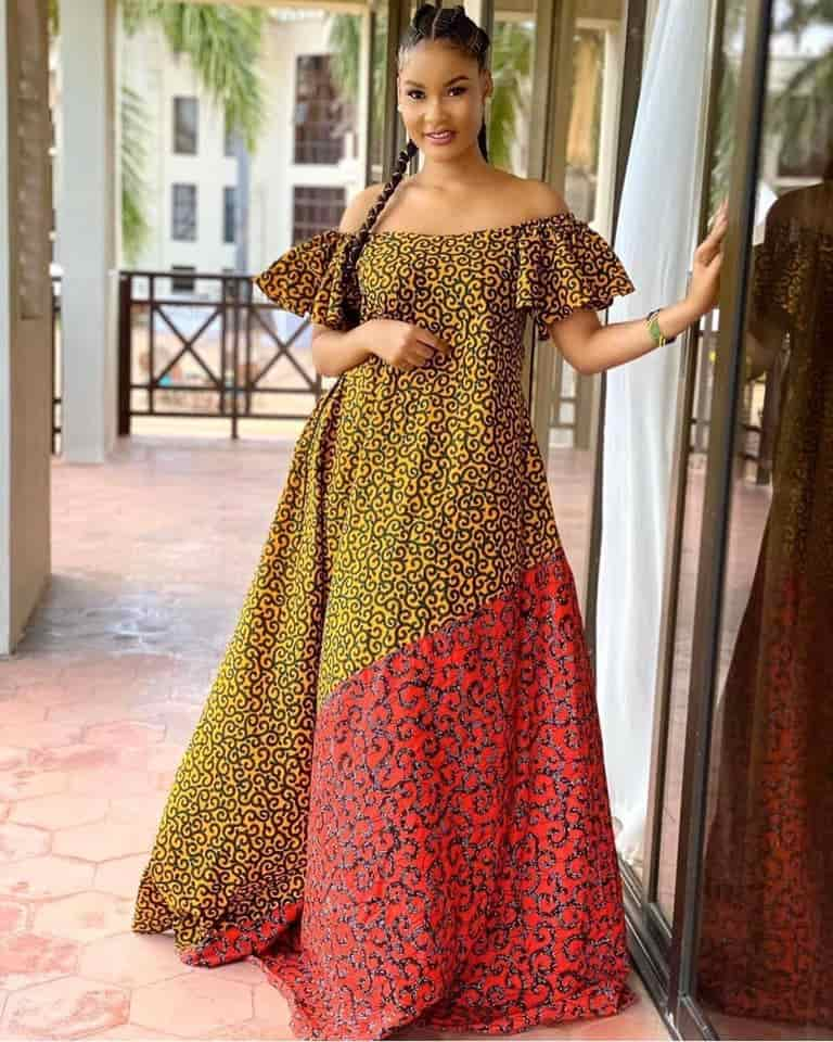 Classy Ankara Vibes Of The Day African Fashion Designs For Swag Ladies 2021 2