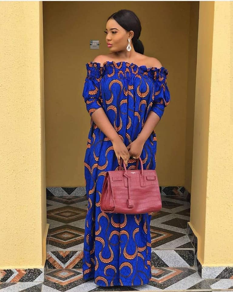 Classy Ankara Vibes Of The Day African Fashion Designs For Swag Ladies 2021 5