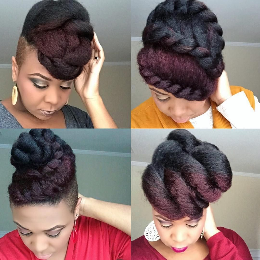 If You Want To Attract Anyones Attention You Should Choose One Of These Crazy Hair Colors004