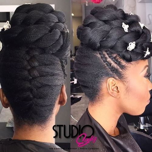 If You Want To Attract Anyones Attention You Should Choose One Of These Crazy Hair Colors020