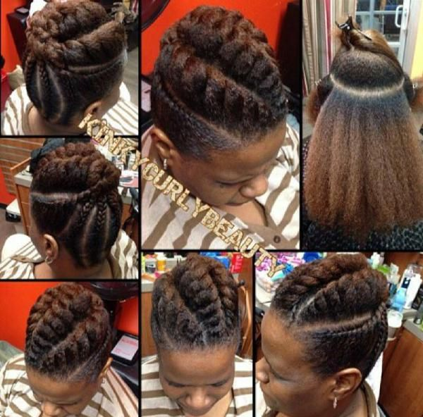 If You Want To Attract Anyones Attention You Should Choose One Of These Crazy Hair Colors024