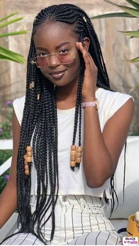 Latest Braids Hairstyle For Ladies 2021 Beautiful Braids 002 1