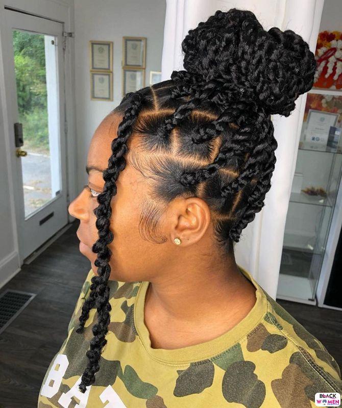 Latest Braids Hairstyle For Ladies 2021 Beautiful Braids 003 1