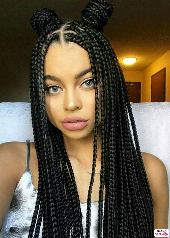 Latest Braids Hairstyle For Ladies 2021 Beautiful Braids 006 1
