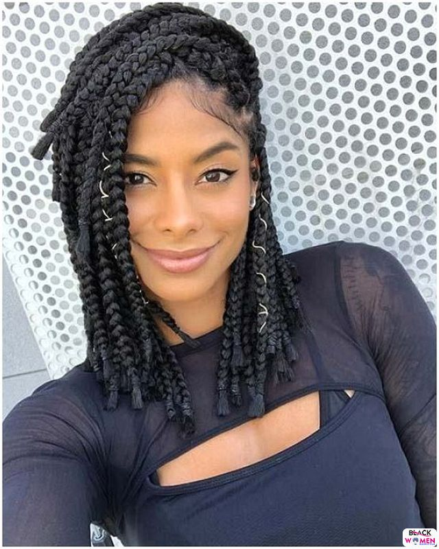Latest Braids Hairstyle For Ladies 2021 Beautiful Braids 013 1