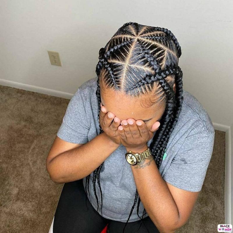 Latest Braids Hairstyle For Ladies 2021 Beautiful Braids 014 1