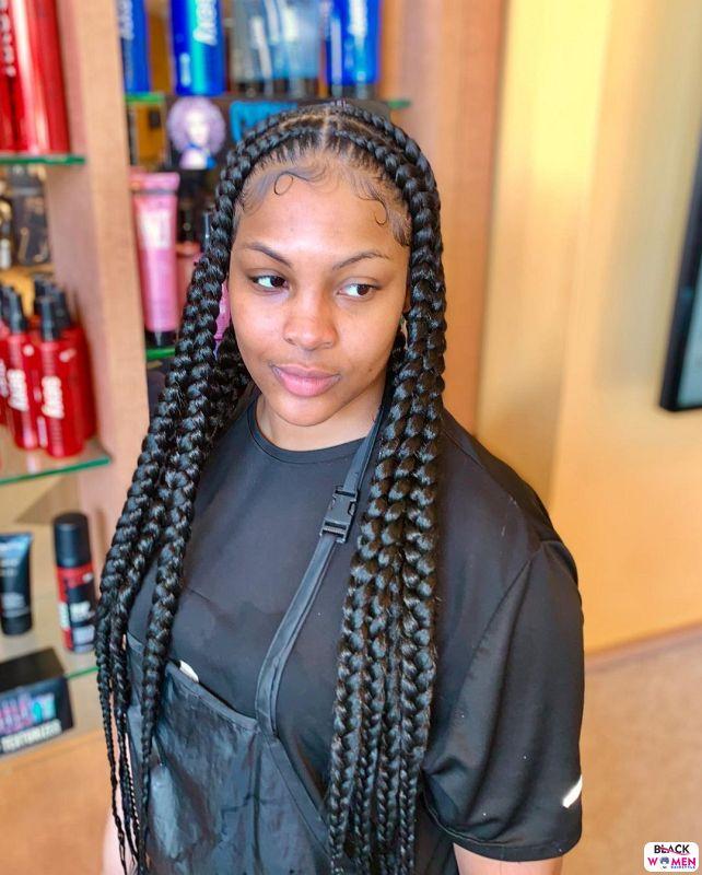 Latest Braids Hairstyle For Ladies 2021 Beautiful Braids 015 1