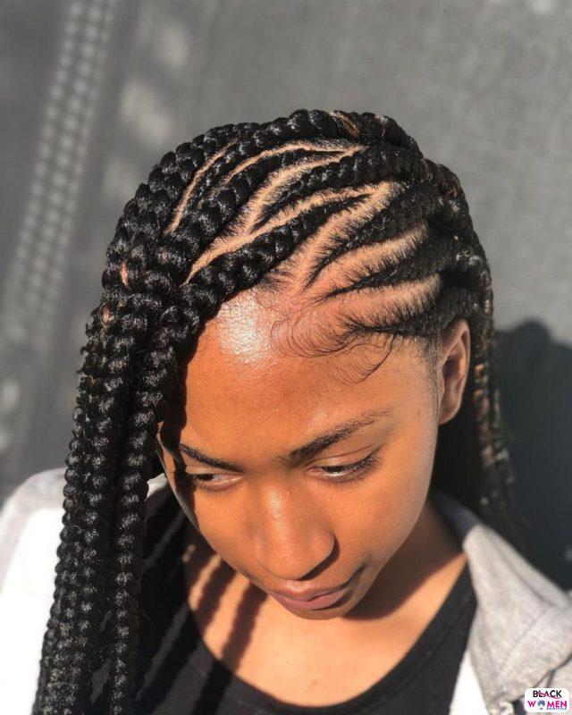 Latest Braids Hairstyle For Ladies 2021 Beautiful Braids 018 1