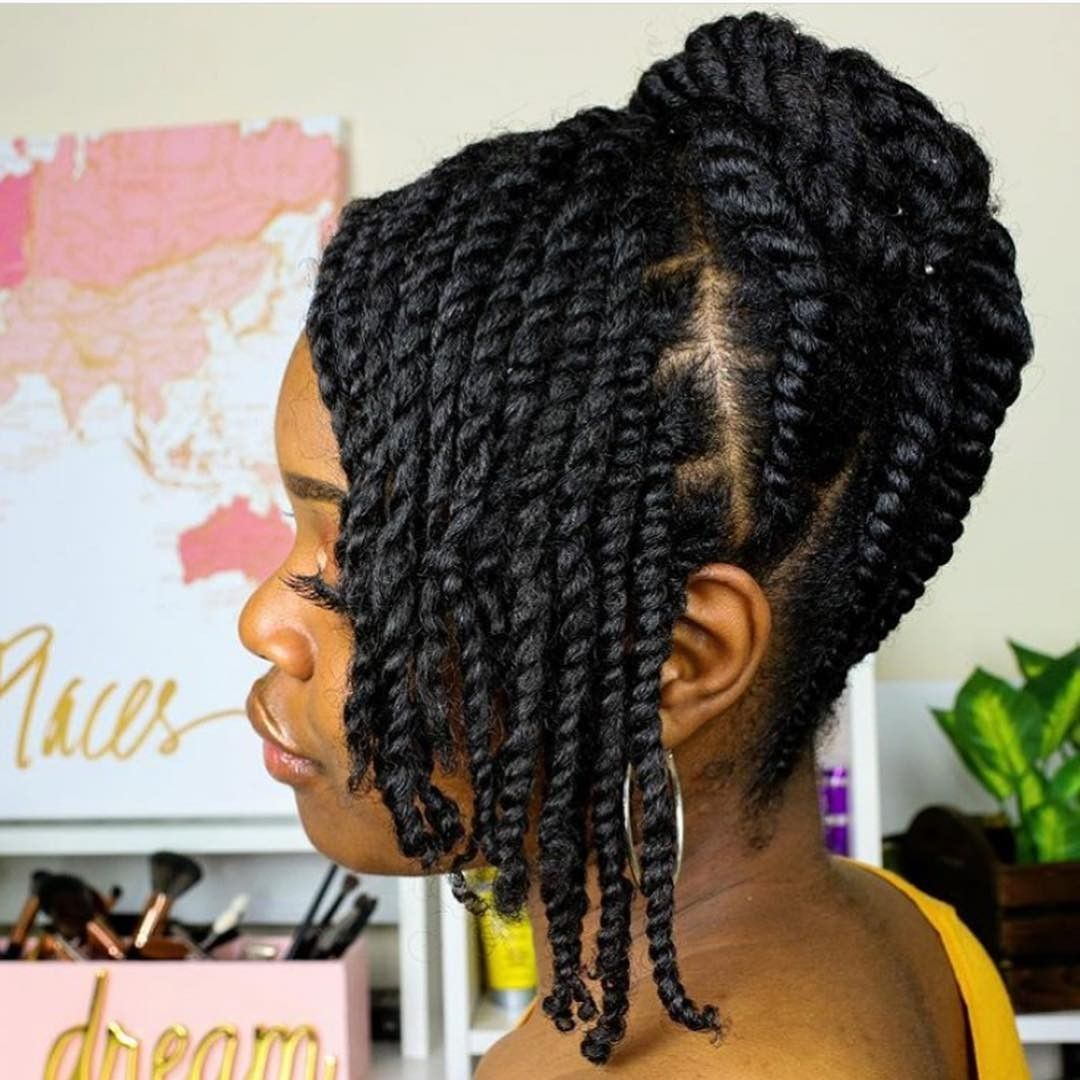 Natural Hair Afro styles003