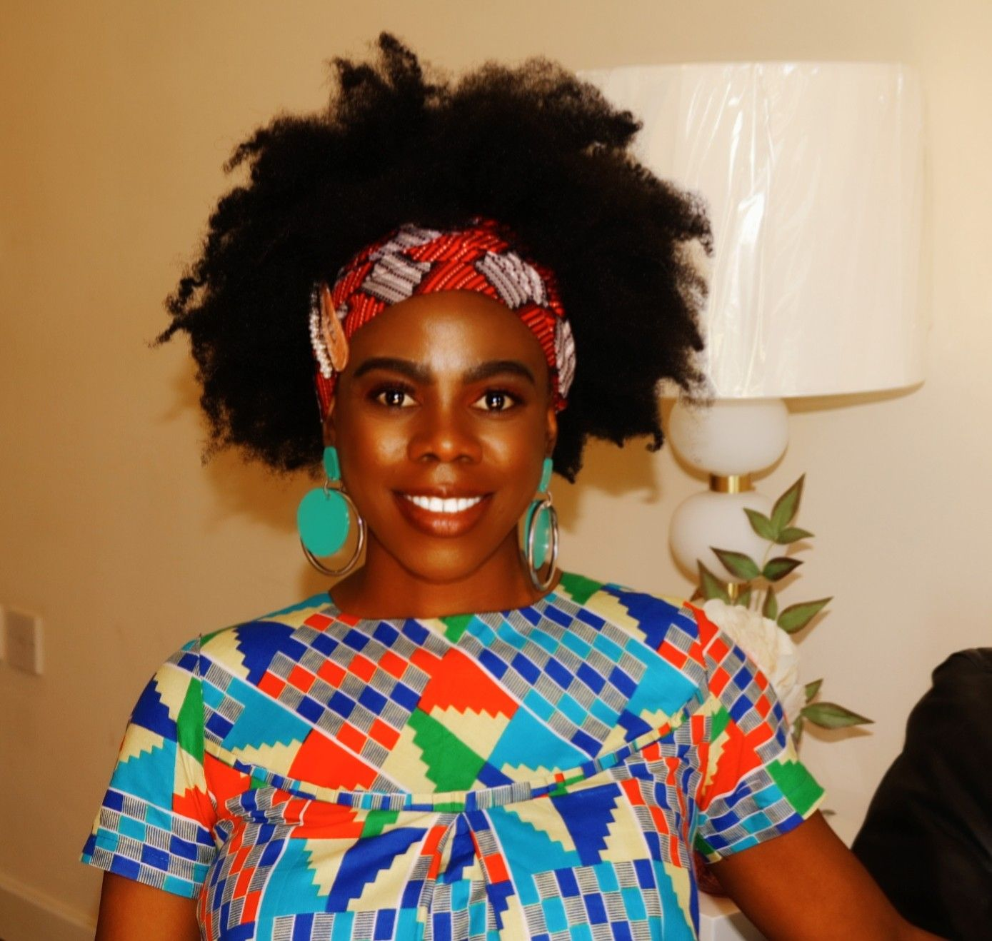 Natural Hair Afro styles006