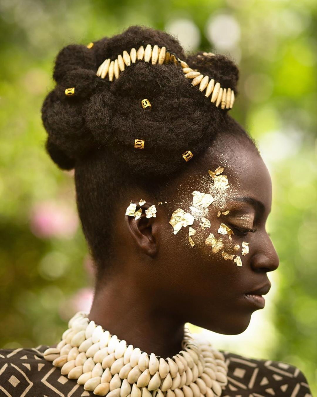 Natural Hair Afro styles010