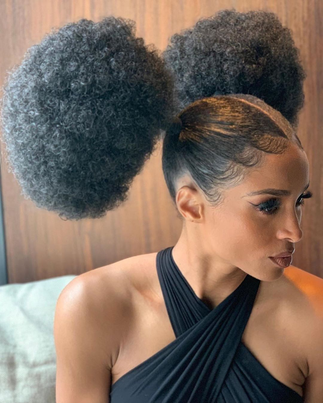 Natural Hair Afro styles020