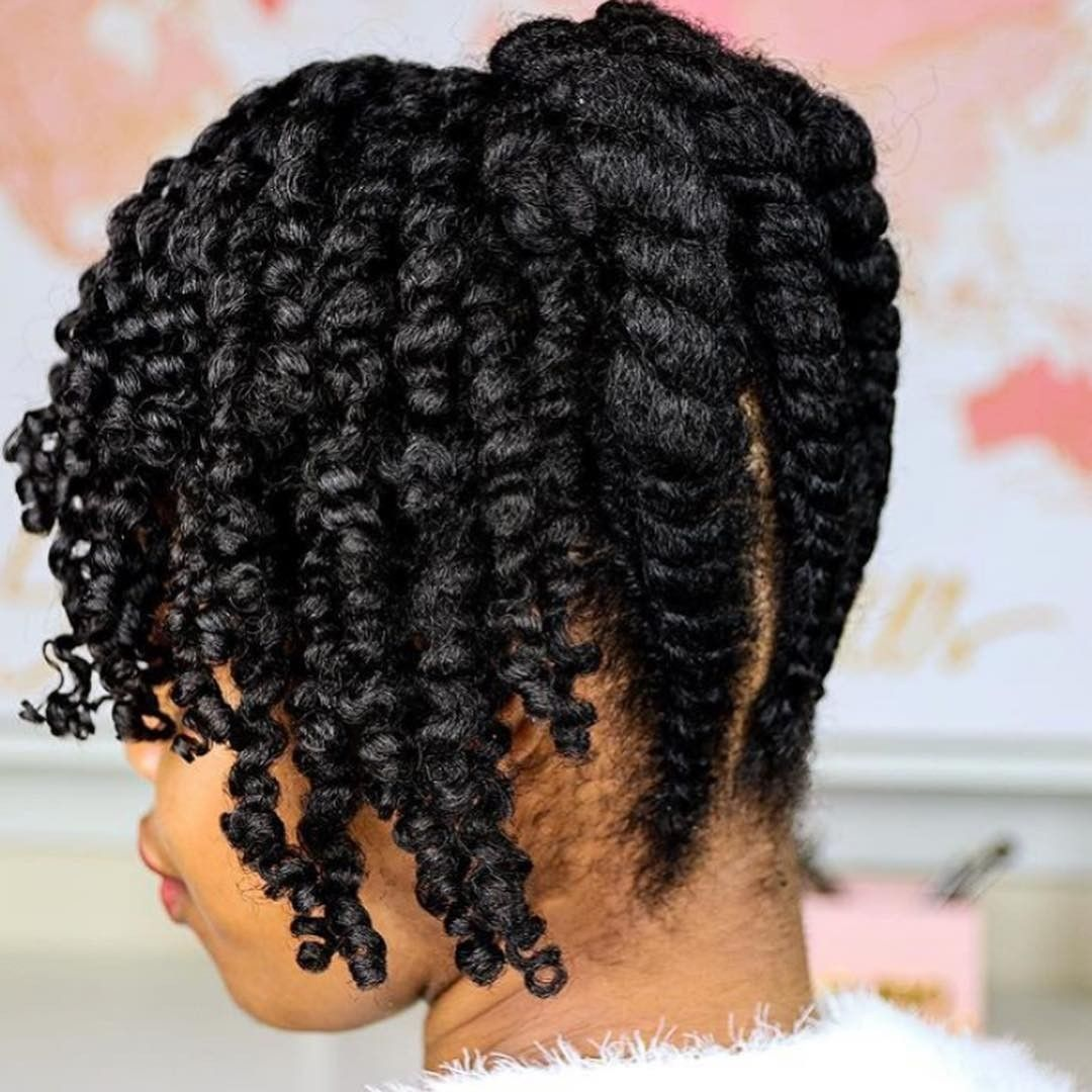 Natural Hair Afro styles022
