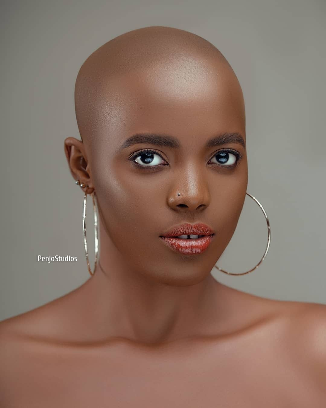 Natural Hair Afro styles036