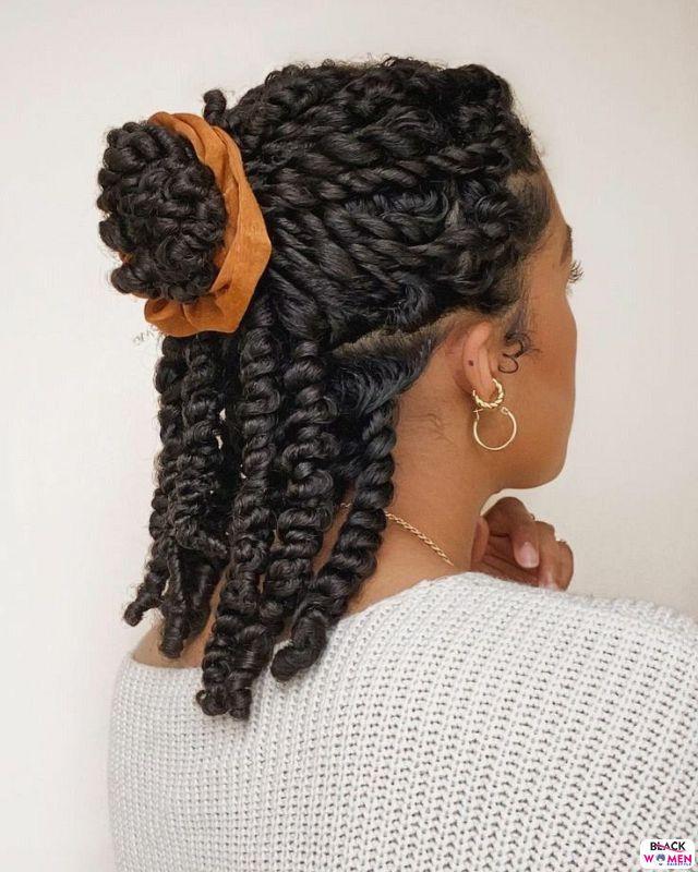 Natural hair updos 003 1