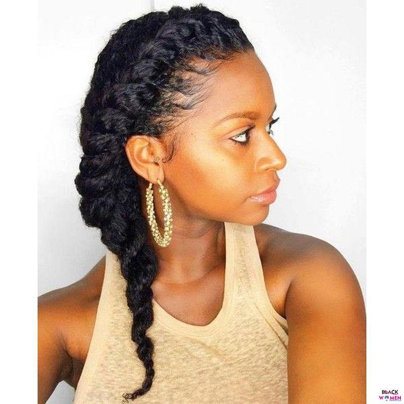 Natural hair updos 007 1
