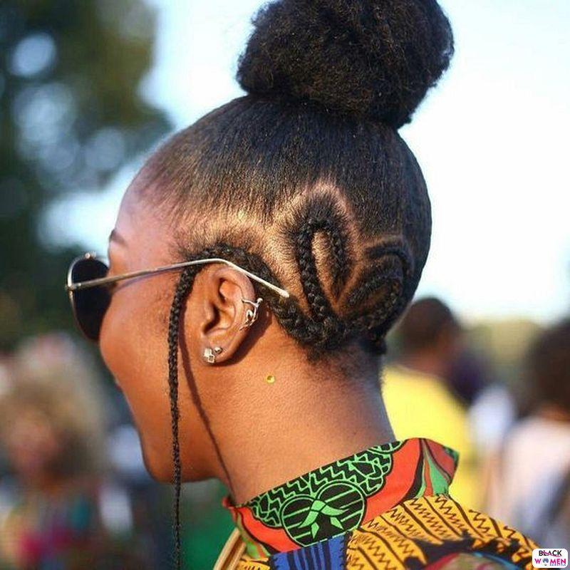 Natural hair updos 019 1