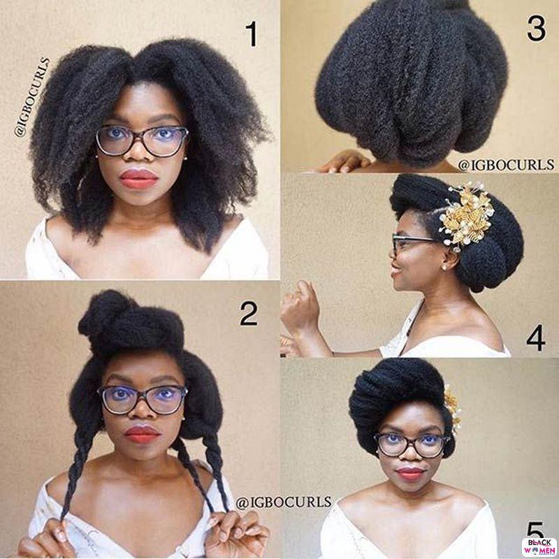 Natural hair updos 028 1