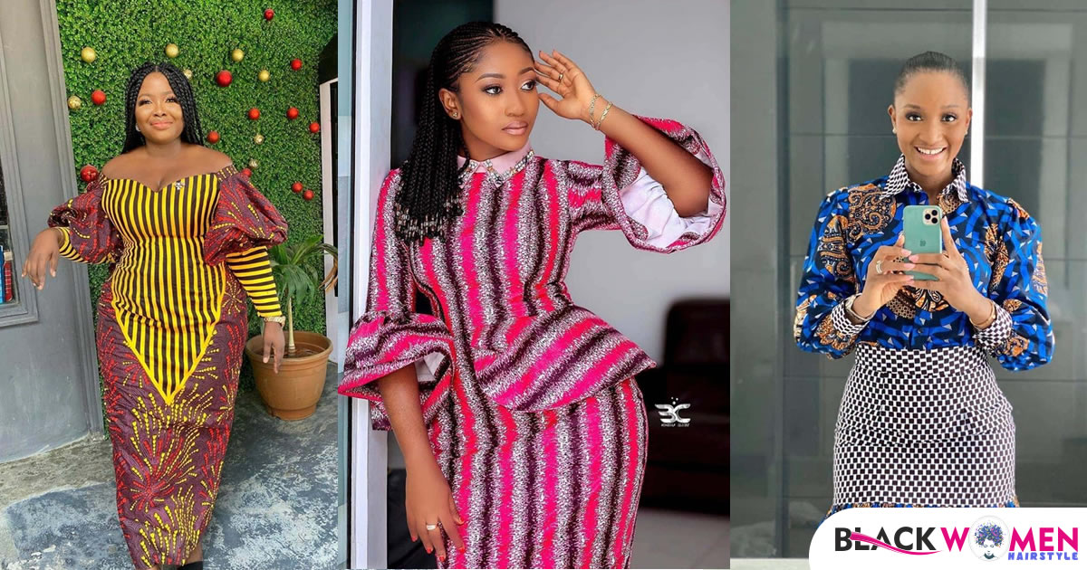 12 Enthralling Ankara Styles – Alluring African Dresses For Women 2021