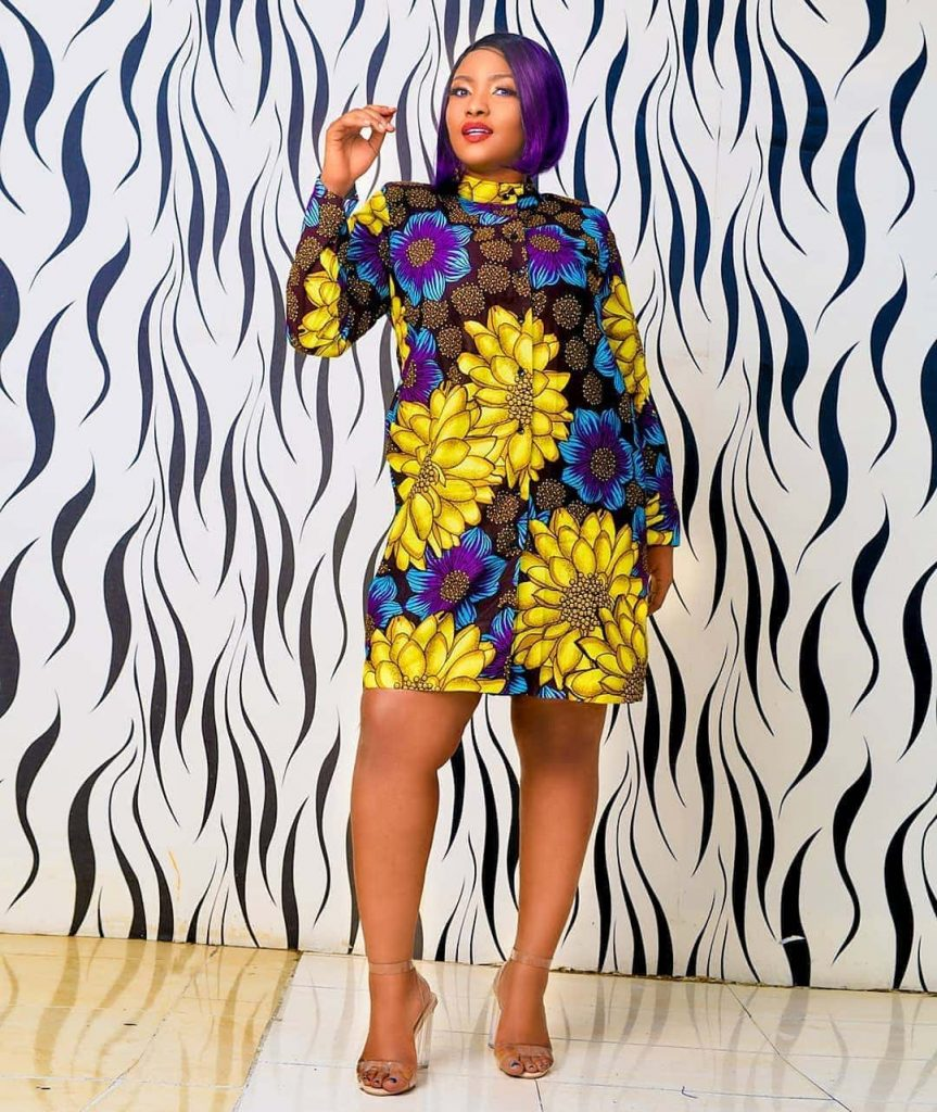 13 Enthralling Ankara Styles Alluring African Dresses For Women 2020 10 863x1024 1
