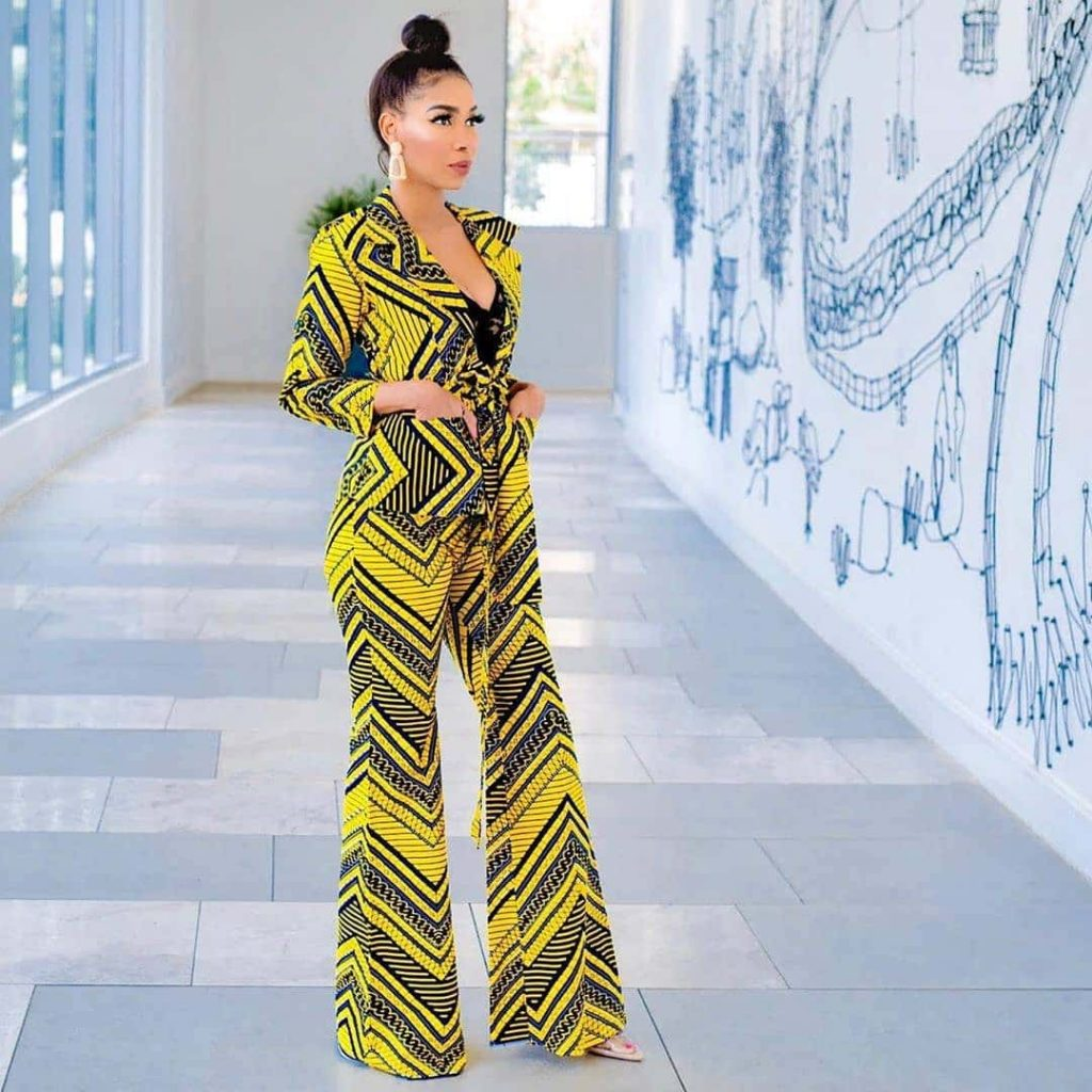 13 Enthralling Ankara Styles Alluring African Dresses For Women 2020 11 1024x1024 1