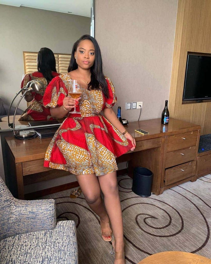 13 Enthralling Ankara Styles Alluring African Dresses For Women 2020 2 819x1024 1