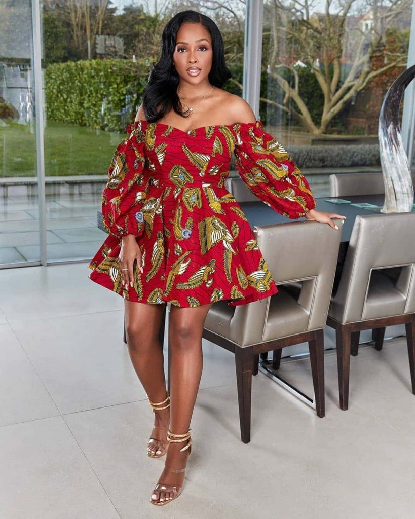13 Enthralling Ankara Styles Alluring African Dresses For Women 2020 3 819x1024 1