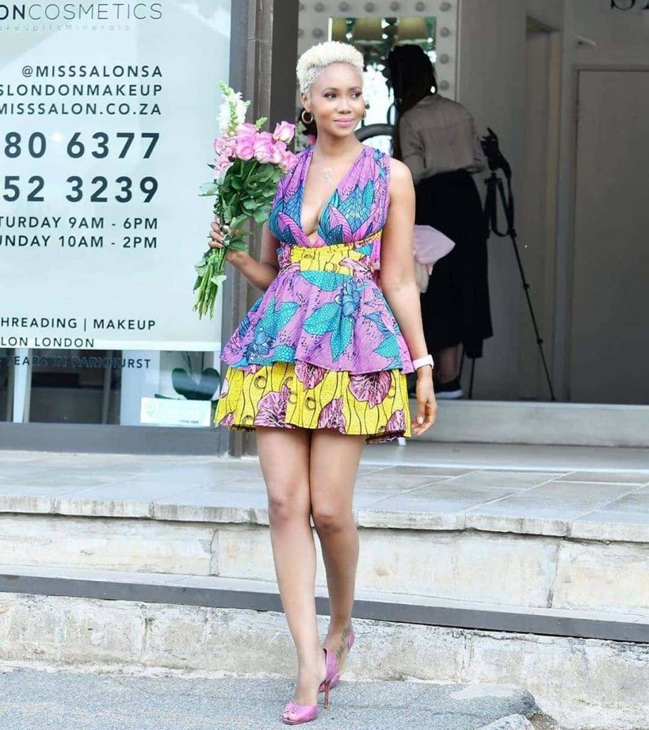 13 Enthralling Ankara Styles Alluring African Dresses For Women 2020 7 910x1024 1