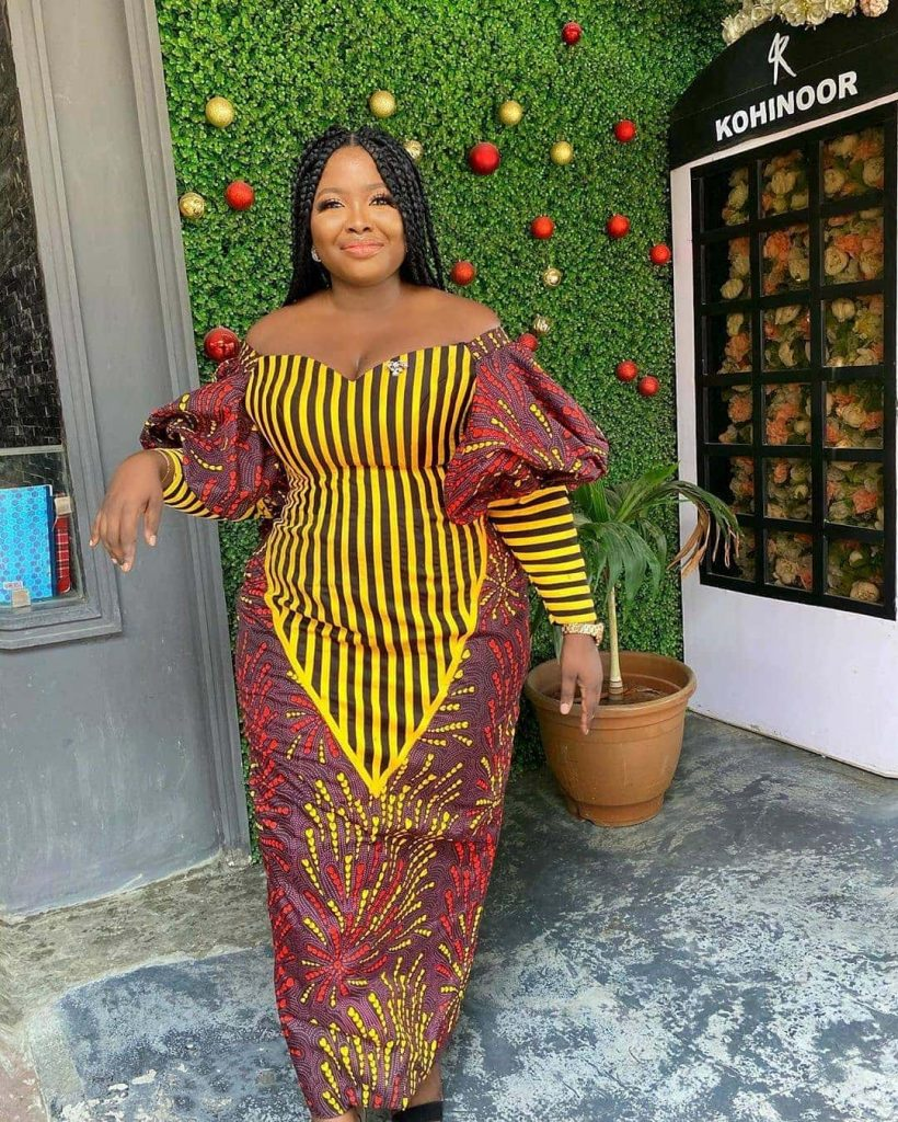 13 Enthralling Ankara Styles Alluring African Dresses For Women 2020 8 820x1024 1