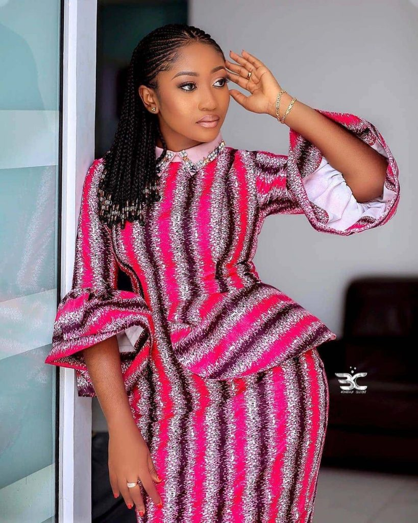 13 Enthralling Ankara Styles Alluring African Dresses For Women 2020 9 819x1024 1