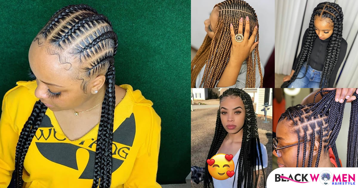 2021 New Braided Hairstyles for Ladies that Trends Around the World