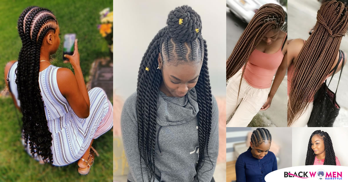 African Hair Braiding Styles Pictures 2021: Best for Ladies