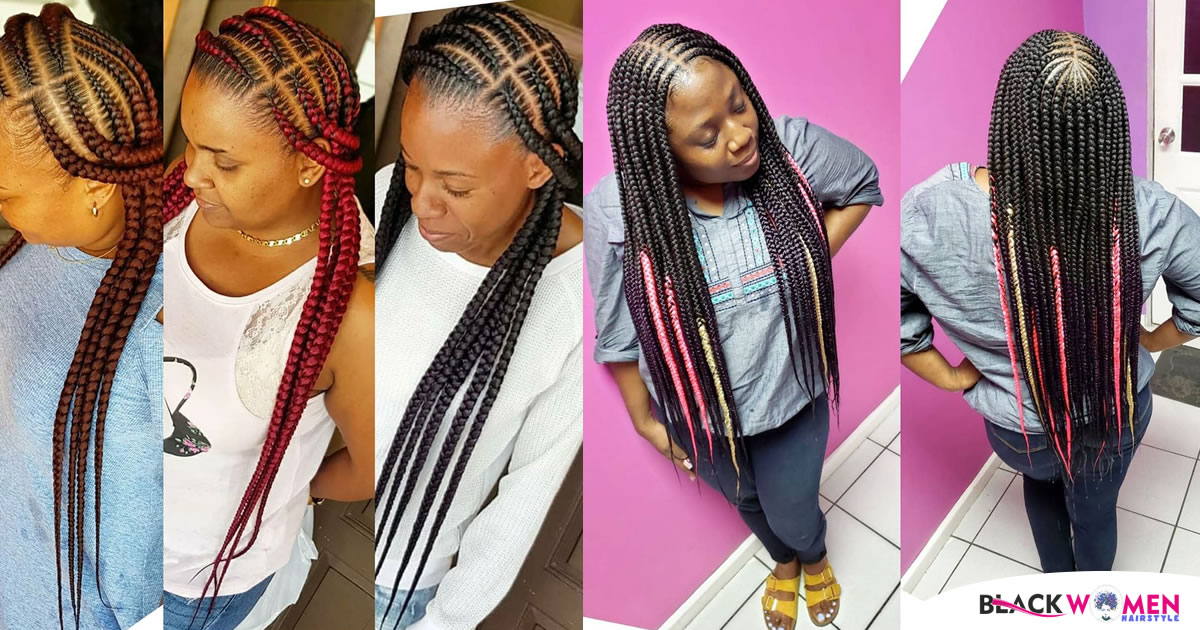 Braids Hairstyles 2021 Pictures: Best Gorgeous Hairstyles for ladies