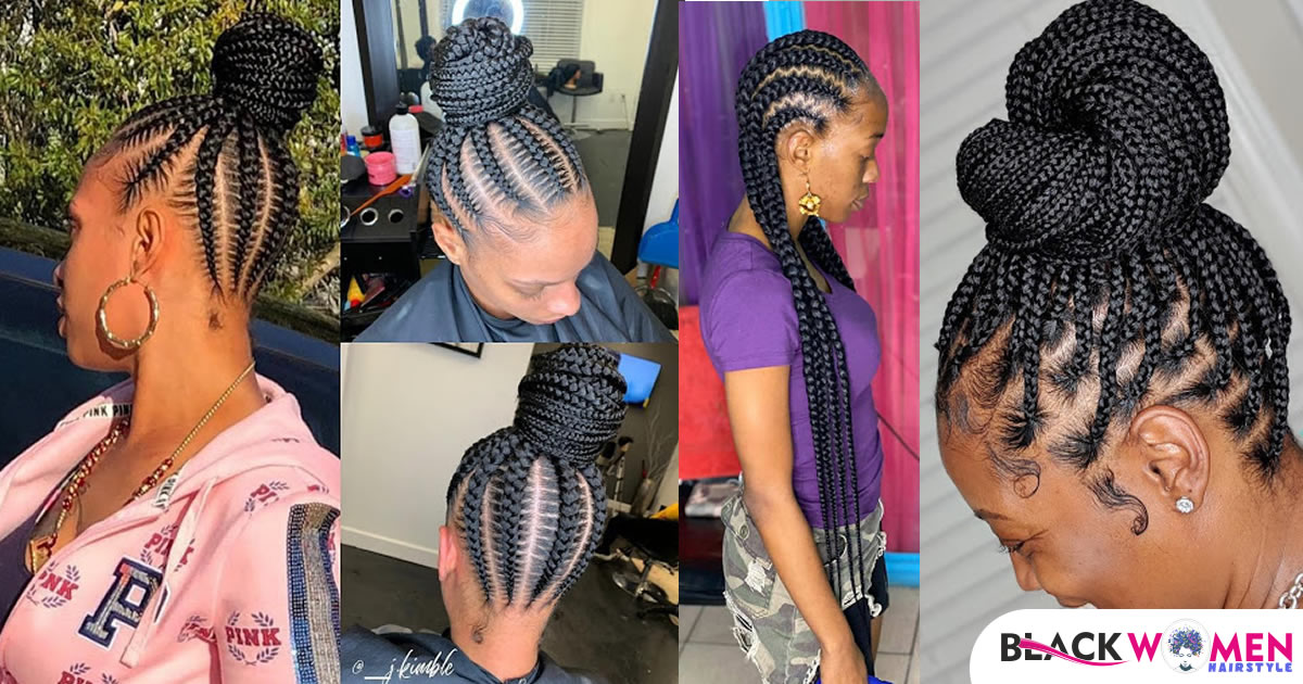 Braids Hairstyles 2021 Pictures: Most Unique Hairstyles For Ladies