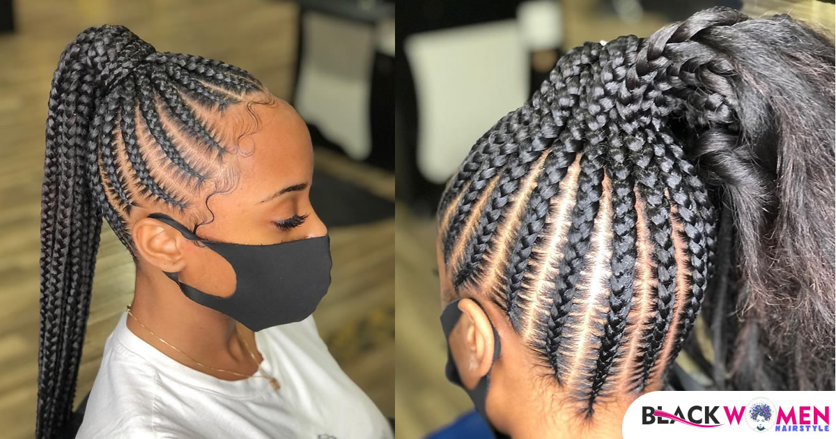 Latest Hairstyles 2021 Female: Lovely Braids To Slay
