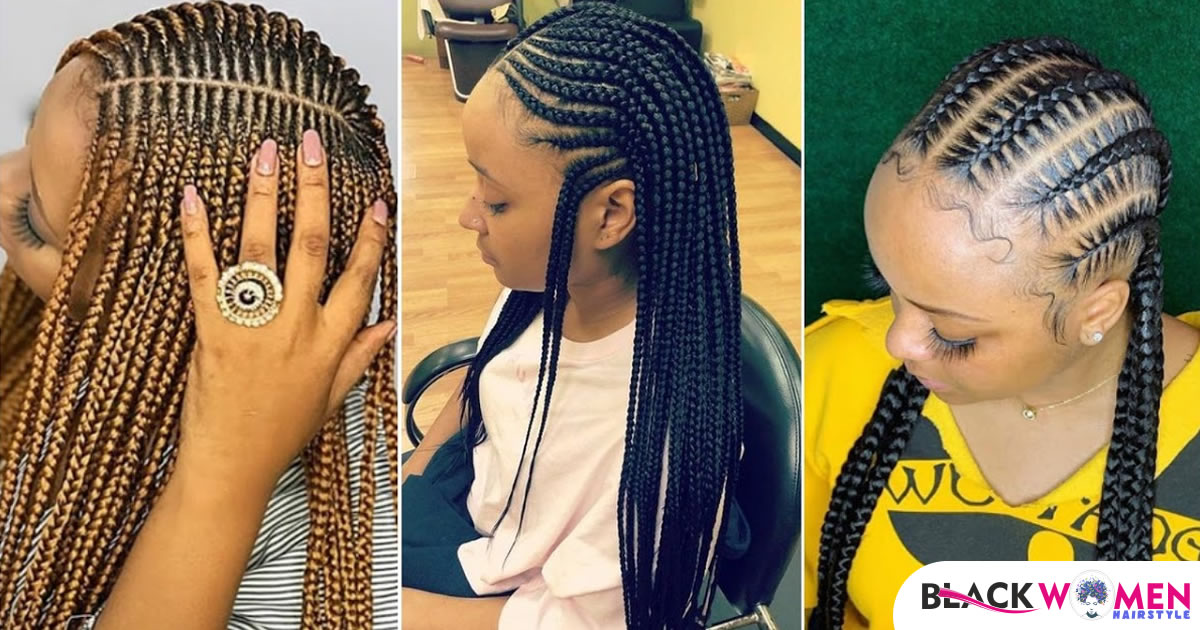 New Braided Hairstyles: Beautiful and Classy Braids Styles For Girls