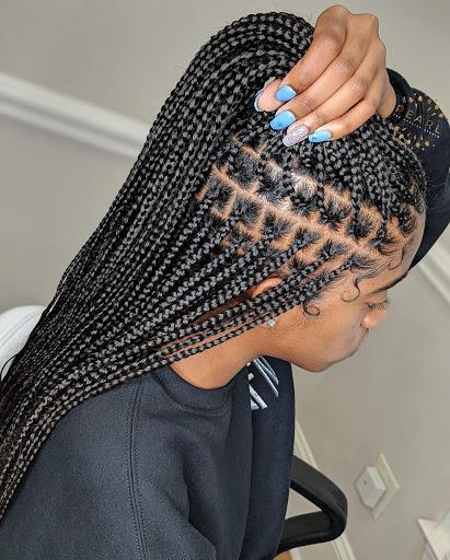 braided 684
