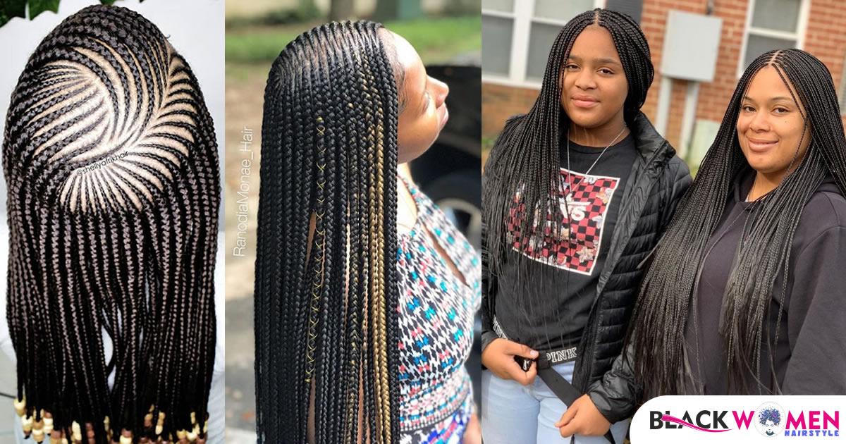 2021 Braids Hairstyles: Most Elegant Braids Styles For Ladies
