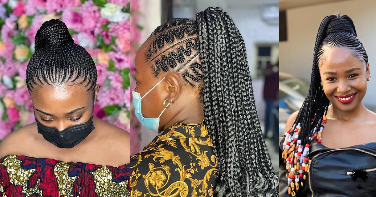 40 Majestic Ghana Weaving Shuku Styles For 2021
