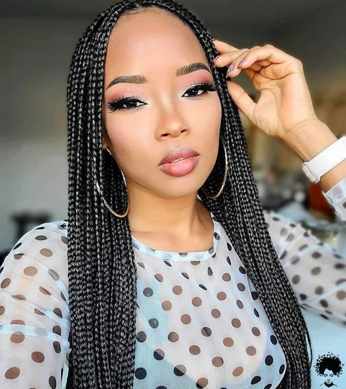 Braids for Black Women 2021 021