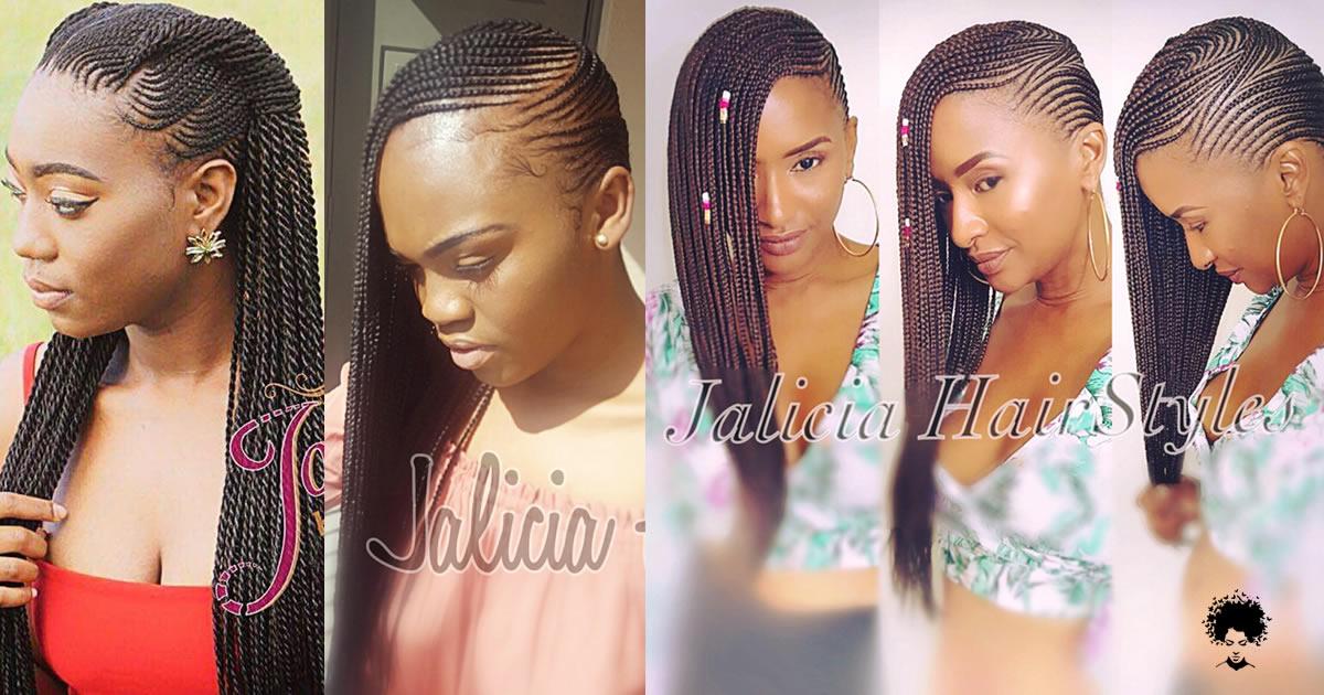 2021 Hot Hair Concepts: 49 Trendiest Braids Hairstyles