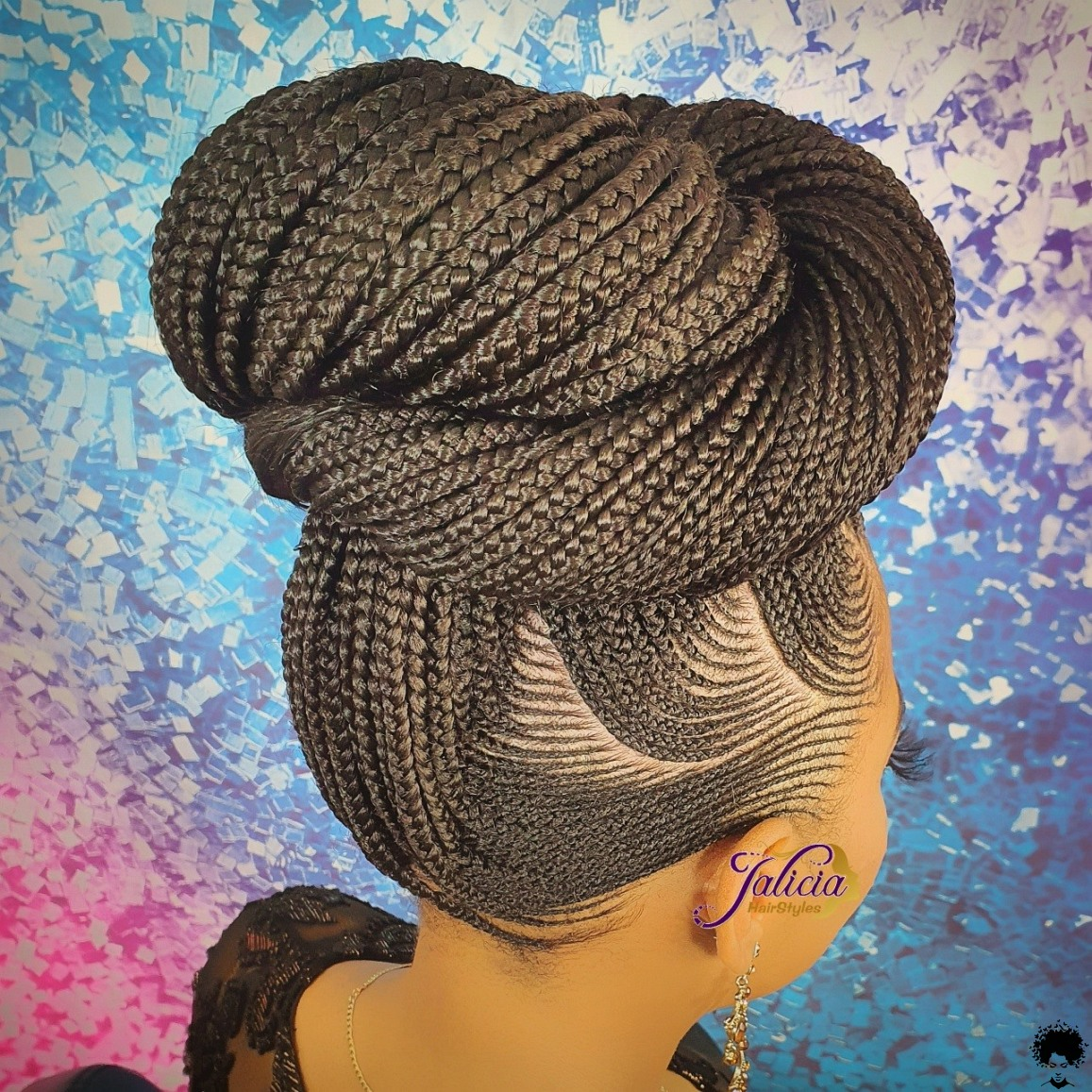 40 Braided Hairstyles That Youll Be Surprised to See 014